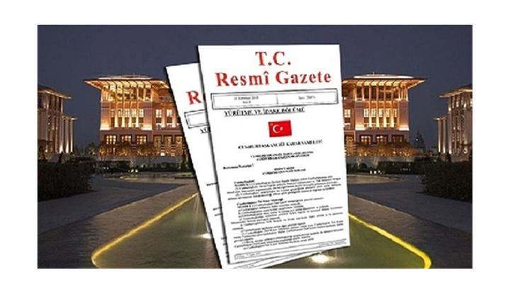 15 Temmuz Genelgesi Resmi Gazete'de yayımlandı