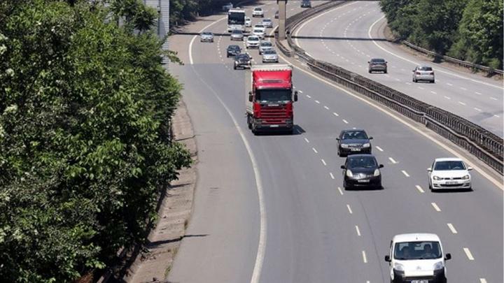 Anadolu Otoyolu'nda trafik yoğunluğu normale döndü