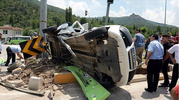 İçişleri Bakanlığı'ndan açıklama: Bayram tatilinde kazalarda 86 kişi hayatını kaybetti