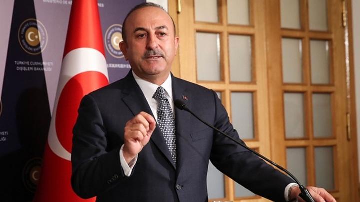 Dışişleri Bakanı Mevlüt Çavuşoğlu'ndan İzlanda'ya tepki