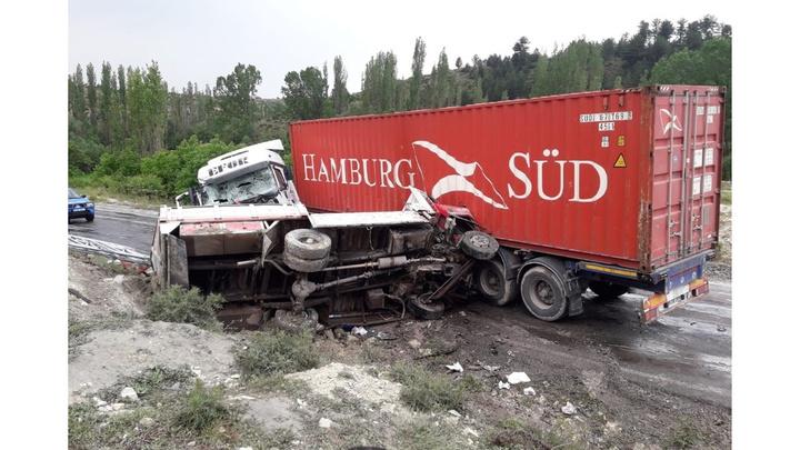 Emet'te meydana gelen kazada 1 kişi öldü, 1 kişi yaralandı