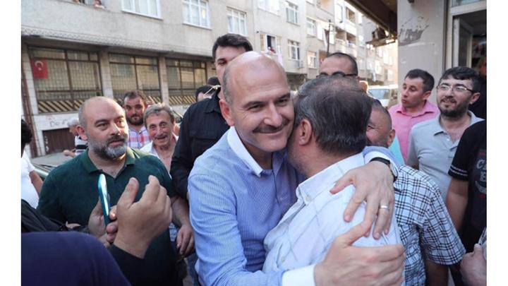 """İçişleri Bakanı Süleyman Soylu: """"Hangi terör örgütü olursa olsun enselerindeyiz"""""""
