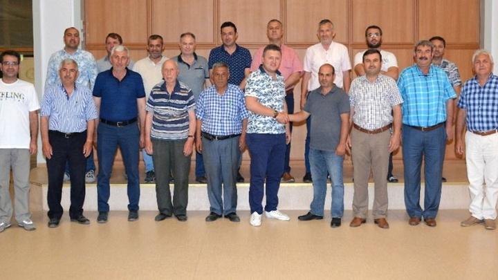 Yeni mahsul buğday ve kanola Edirne Ticaret Borsası'nda
