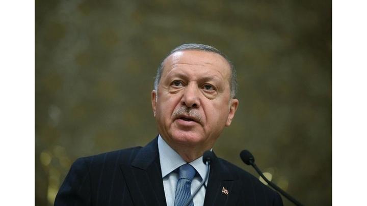 """Cumhurbaşkanı Recep Tayyip Erdoğan: """"Ailesi Ahmet Kaya'nın kabrinin taşınması kabul etse, biz elimizden geleni yaparız"""""""