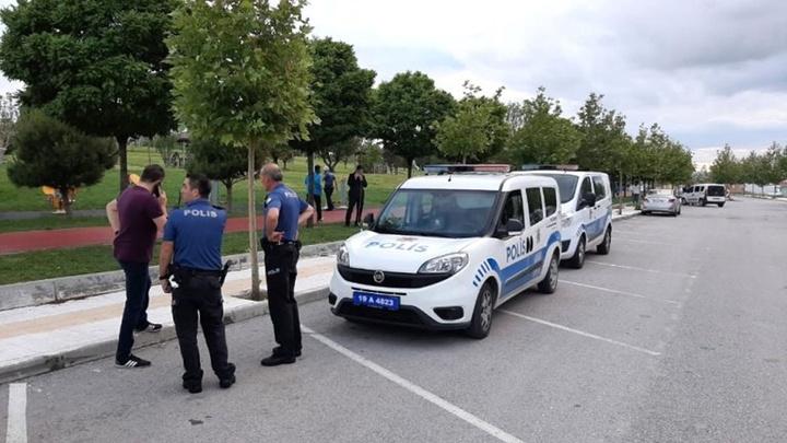 Çorum'da bıçaklı kavgada 2 kişi yaralandı