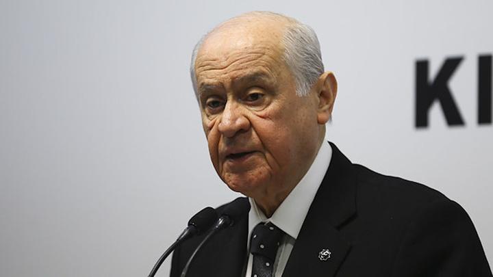 Devlet Bahçeli: 'HDP ve Kandil, CHP'nin yanında hizalanmıştır'