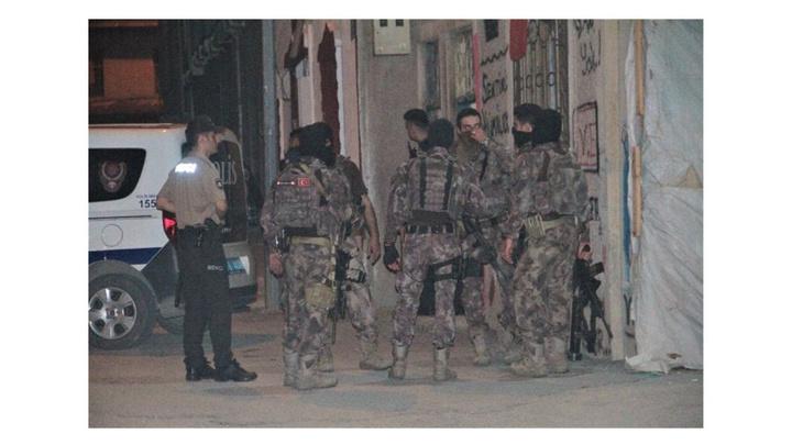Elazığ'da bekçilere silah çekip kaçan şüpheliler Özel Harekat Timi tarafından yakalandı