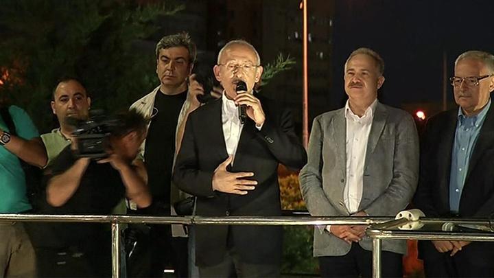 Kemal Kılıçdaroğlu, CHP Genel Merkezi'nde açıklamalarda bulundu