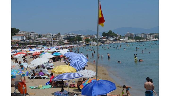 İstanbul seçiminden sonra Didim sahilleri hareketlendi
