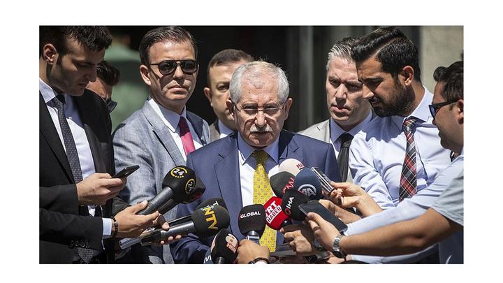 YSK Başkanı Sadi Güven: Seçim sonuçlarının tamamı sisteme işlendi