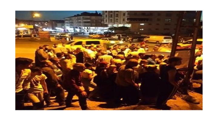 Başkentte trafik kazası: 6'sı ağır 8 yaralı