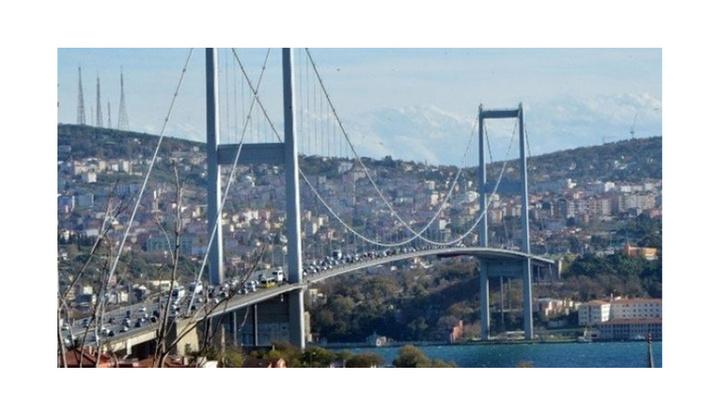 15 Temmuz Şehitler Köprüsü'nde bir kişi intihar etti