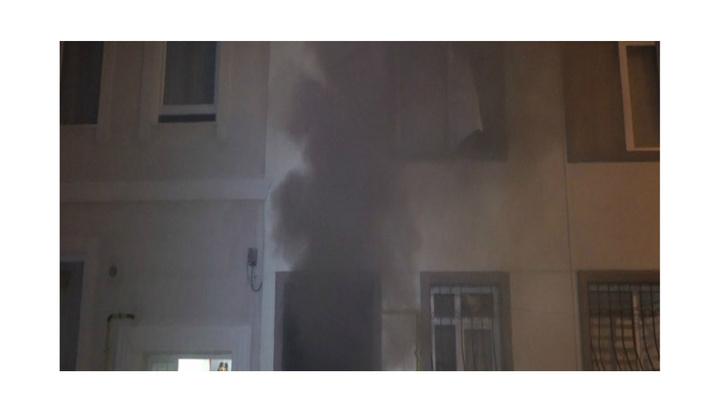 Bursa'da 3 katlı apartmanda doğal gaz patlaması