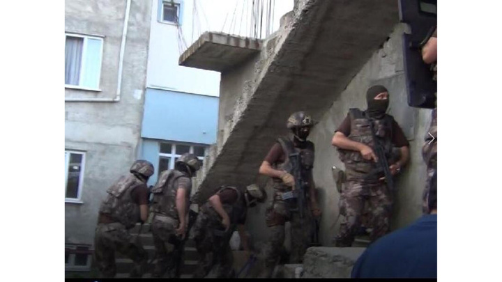 Kocaeli'de DEAŞ operasyonunda 7 kişi gözaltına alındı