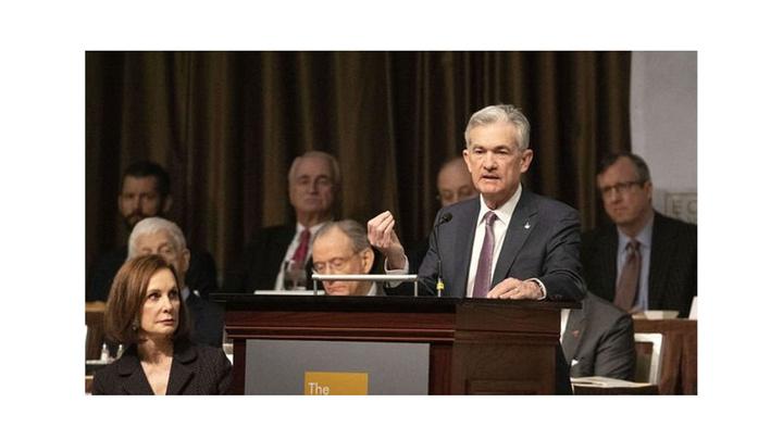 Fed Başkanı Jerome Powell, Temsilciler Meclisi Komitesi'nde konuşacak