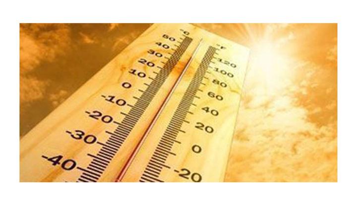 Doğu'da sıcaklık  mevsim normallerinin üzerinde