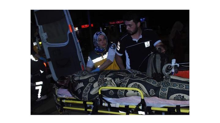Konya'da alkol içmesine tepki gösteren eşini çocuklarının gözü önünde öldürdü