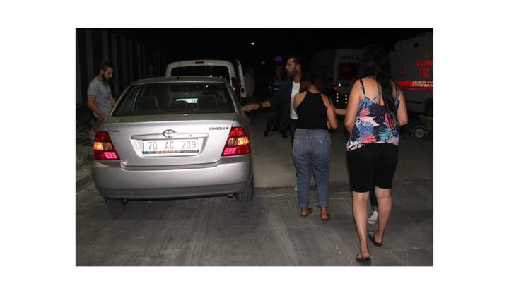 Karaman'da fuhuş operasyonu:  2'si kadın, 5 gözaltı