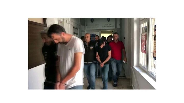 Başkentte oto hırsızlarına 'Balta' operasyonu: 4 tutuklama