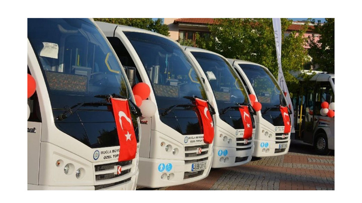 Muğla Büyükşehir Belediyesi'nden ulaşıma zam