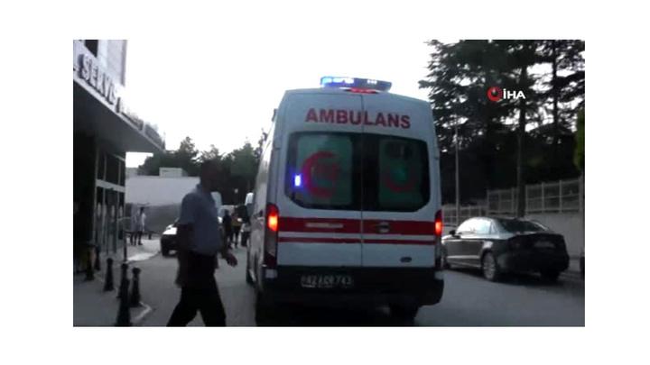 Kulu Kırıkkale yolunda otomobil takla attı: 4 ölü, 1 yaralı