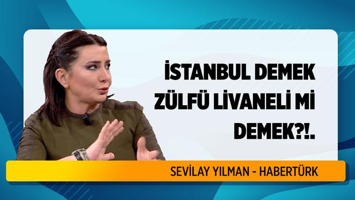 """""""Ekrem İmamoğlu İstanbul'un yönetimini değil ,Zülfü Livaneli'nin konserlerini  takip ediyor!"""""""