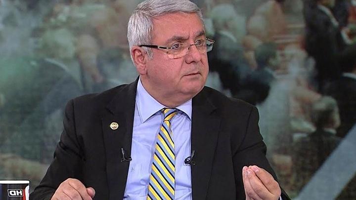 Mehmet Metiner: Bülent Arınç gibiler niye mertçe çıkıp oylarının rengini açıklamıyor!