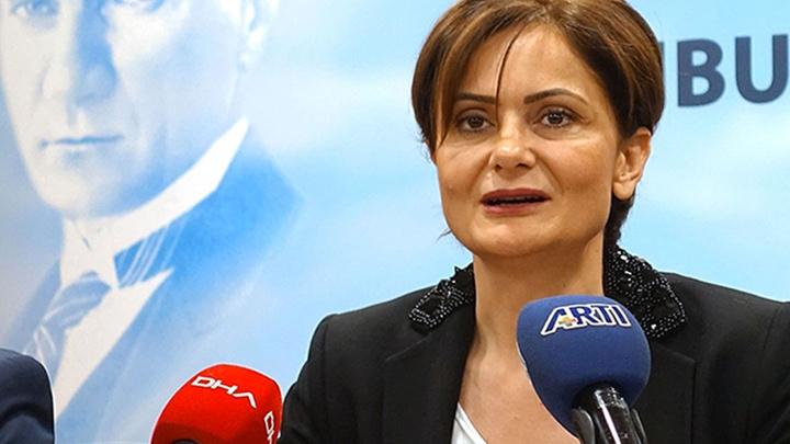 Sevilay Yılman'dan Canan Kaftancıoğlu'na destek