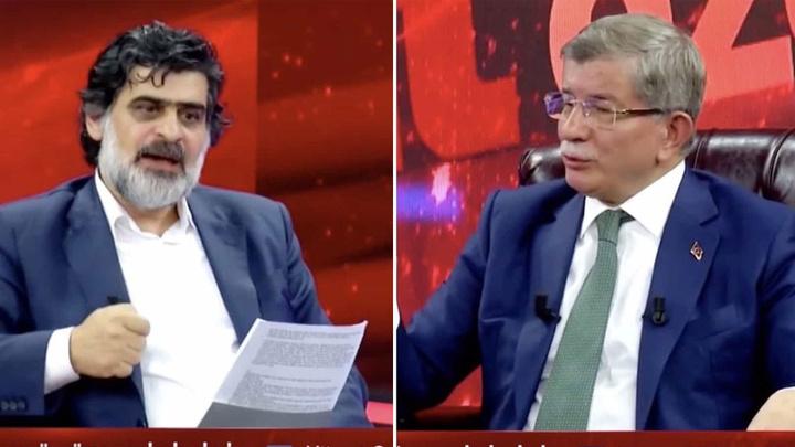 Kübra Par: Akit TV'nin amacı Davutoğlu'nu rezil edip birilerine sinyal göndermekti