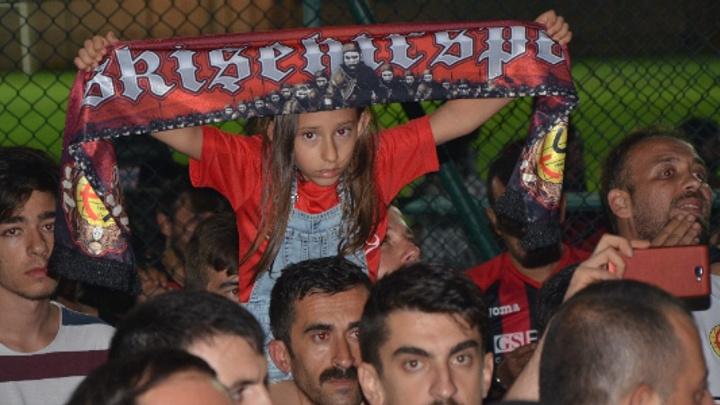 Eskişehirspor'da kabus gibi gece: Çabalar boşa çıktı