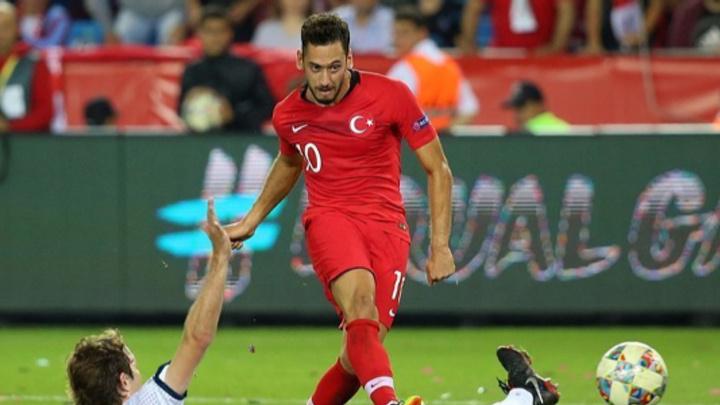 Hakan Çalhanoğlu'ndan kaçırdığı pozisyonlar için itiraf gibi sözler