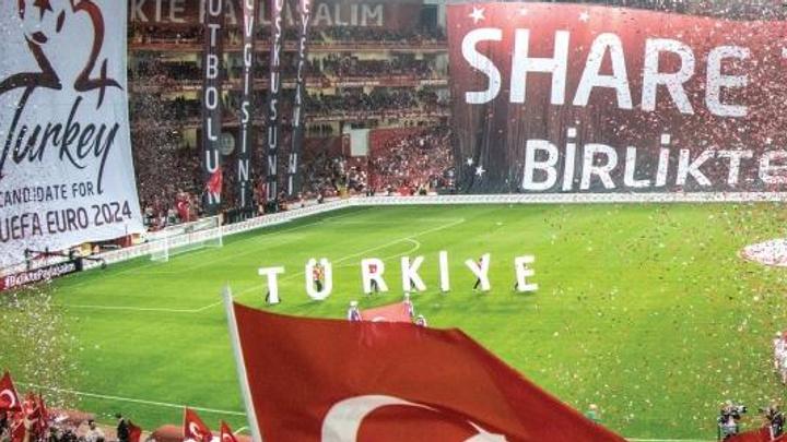 İşte Türkiye'nin UEFA EURO 2024 adaylık dosyası
