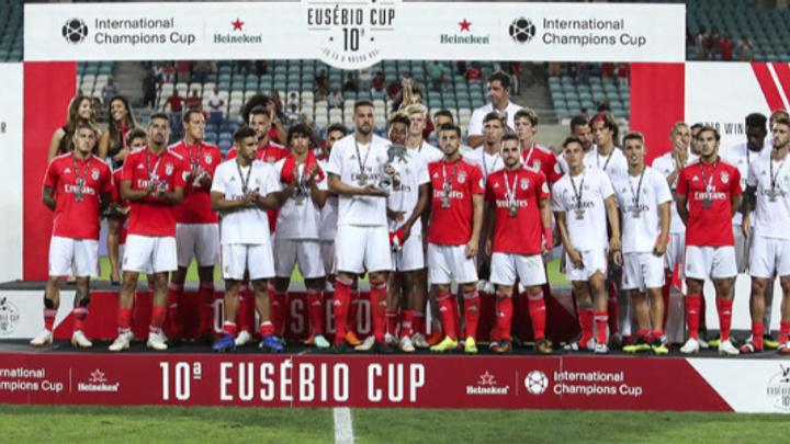 """Benfica yöneticilerine """"hakeme kadın ayartma"""" suçlaması"""