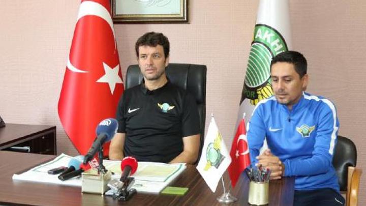 Cihat Arslan  2 yıl aradan sonra yeniden Akhisarspor'u çalıştıracak