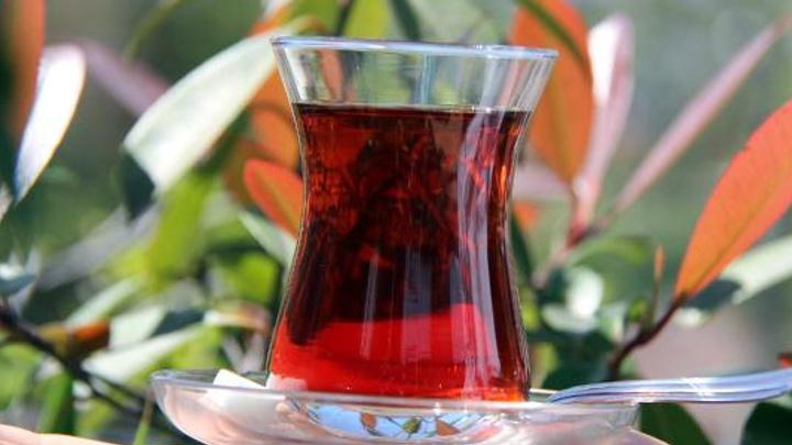 Türkiye çay tüketiminde açık ara birinci çıktı