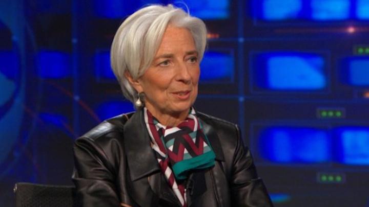 Küresel büyüme ile ilgili IMF Başkanı Lagarde'dan açıklama: Yavaşladı