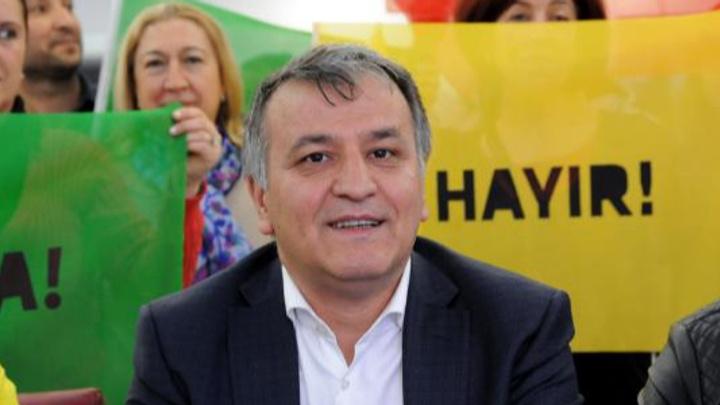 HDP Gaziantep Milletvekili Mahmut Toğrul'a, 'terör örgütü propagandası yapmak' suçundan 2yıl 6 ay hapis cezası