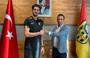 Yeni Malatyaspor, Bursaspor'dan Kubilay Kanatsızkuş transfer etti
