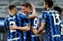 Şampiyon Inter Sampdoria'ya gol oldu yağdı