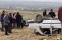 Kontrolden çıkan araç takla attı; 7 kişilik aile kazadan sağ olarak kurtuldu