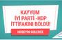 Hüseyin Gülerce: PKK'ya yardım eden seçilmiş de olsa bedelini öder!