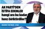 Mehmet Metiner'den AK Parti'den istifa edenlere: Hangi ara bu kadar hıncı biriktirdiler!