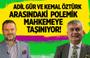 Kemal Öztürk ve Adil Gür arasında yaşanan tartışma mahkemeye taşınıyor