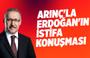 Abdulkadir Selvi: Arınç'la Erdoğan'ın istifa konuşması