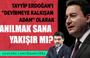 """Ali Karahasanoğlu: Tayyip Erdoğan'ı """"devirmeye kalkışan adam"""" olarak anılmak sana yakışır mı?"""