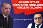 Osman Diyadin: Anlatın 18 yılda Türkiye'nin nerelerden nerelere geldiğini!