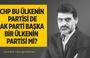 Ali Karahasanoğlu : CHP Bu Ülkenin Partisi de Akparti Başka Ülkenin Partisi Mi ?