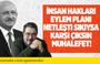 Engin Ardıç : İnsan Hakları Eylem Planı Netleşti Sıkıysa Karşı Çıksın Muhalefet !