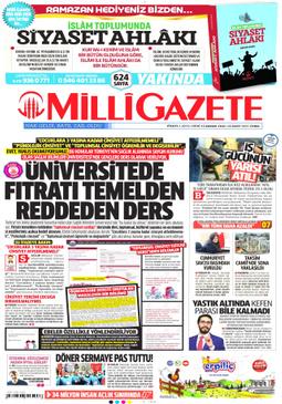 Gazeteler, Gazete Manşetleri - Gazete Oku