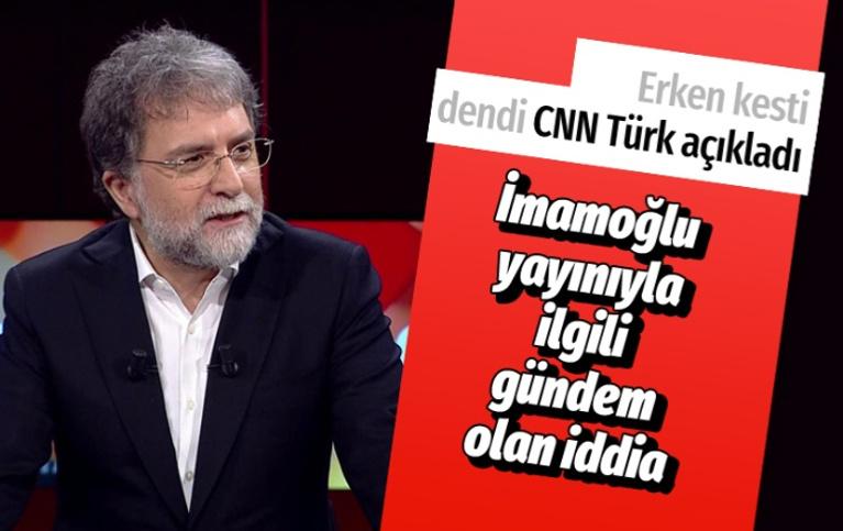 İmamoğlu CNN Türk yayınıyla ilgili iddia!